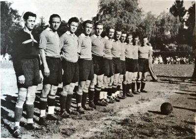 Die Pioniere des Brannenburger Fußballs der 50er Jahre