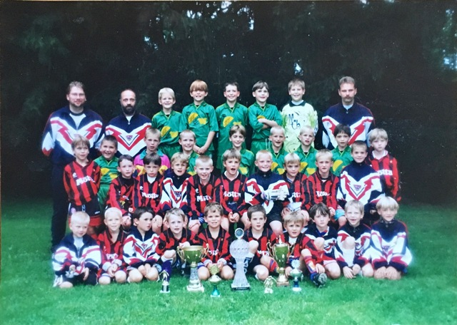 Benders Mannschaftsfoto_Juli 97