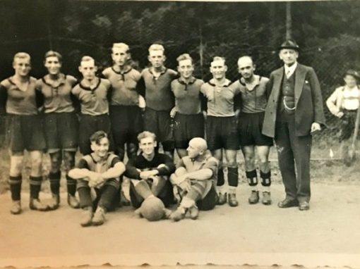 90 Jahre Fussball